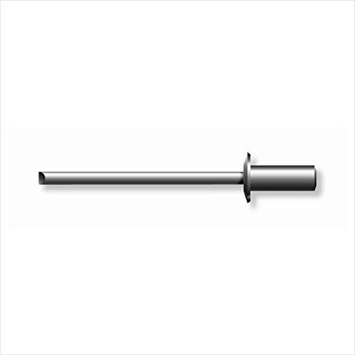 Button Head Aluminum Rivet - 4