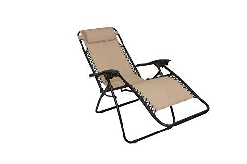 Sdraio todeco sedie sdraio da giardino u moloney sedie a for Sdraio leroy merlin
