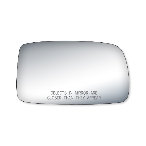 2002 Island - Fit System 90167 Mitsubishi Lancer Passenger Side Replacement Mirror Glass