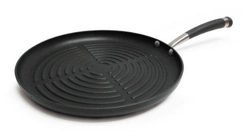 Circulon Contempo Hard Anodized Nonstick 12-Inch Round Grill Pan image