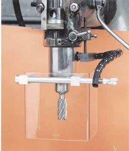 FLEXBAR Drill/Chuck VisorGuard8482; Kit - Model #: 13032 Size: 6'' W x 6''H
