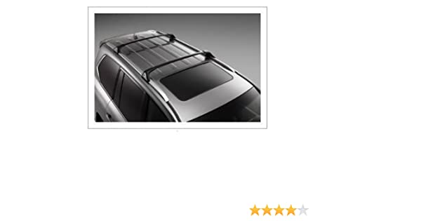 Roof Rack Fit For Lexus LX LX570 16-18 Stainless Steel Storage Cross Bar Pair