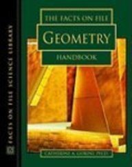 The Facts on File Geometry Handbook (Facts on File Science Library) by Catherine A. Gorini (2005-03-03)