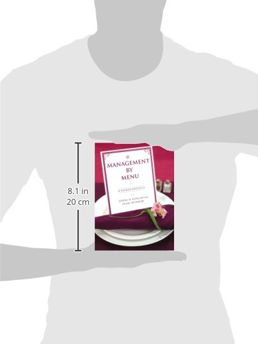 Management by Menu by Kotschevar, Lendal H./ Withrow, Diane (Image #2)