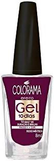 Esmalte Colorama Efeito Gel Roxo Místico, 8ml