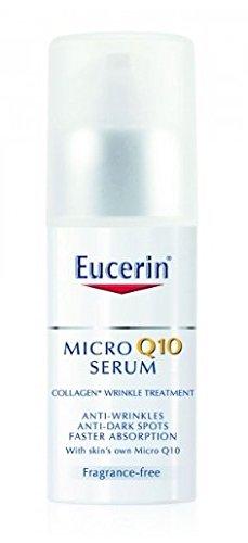 eucerin micro q10 serum collagen wrinkle treatment 1 import it all. Black Bedroom Furniture Sets. Home Design Ideas