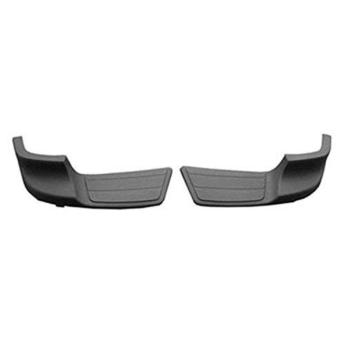Crash Parts Plus GM1191110 Rear Bumper Step Pad for Chevrolet Trailblazer