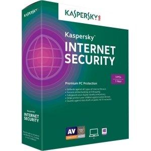 Kaspersky Internet Security 2015 - 3 PC - Internet Security - 1 Year Box Retail - PC - English - KIS1503121USZZ