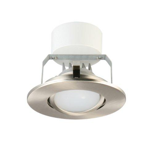 Lithonia Lighting 4 Inch Nickel Gimbal