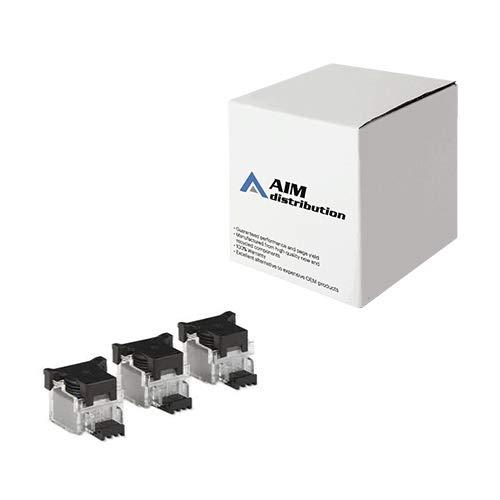 AIM Compatible Replacement for Gestetner Corp Type D2 Copier Staples (3/PK-2000 Staples) (5992040) - Generic