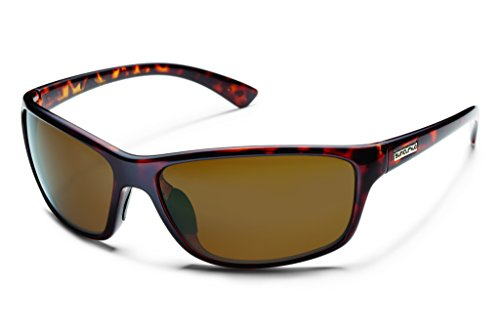 Suncloud Sentry Polarized Sunglass (Tortoise Frame/Brown Polar ()