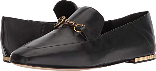 Donna Karan Women's Debz Loafer Black Luxe Nappa 8.5 M US M