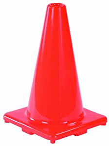 MSA Safety Works 10073410 12-Inch Safety Cone
