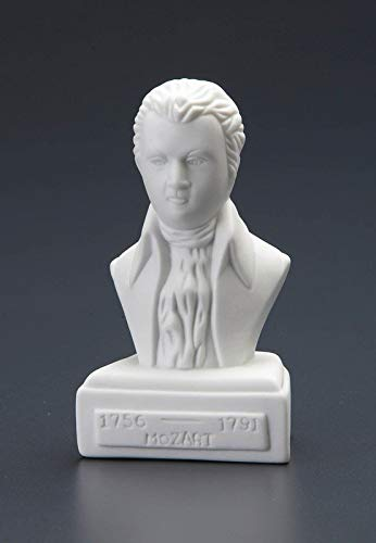 Download Mozart Statuette 5 Inch pdf epub