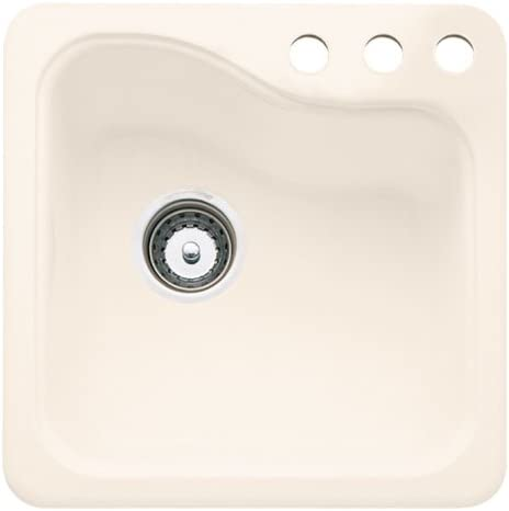 American Standard 7185.803.345 Silhouette Island Sink with 3 ...