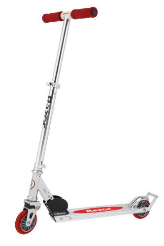 Razor A2 Kick Scooter (Red)