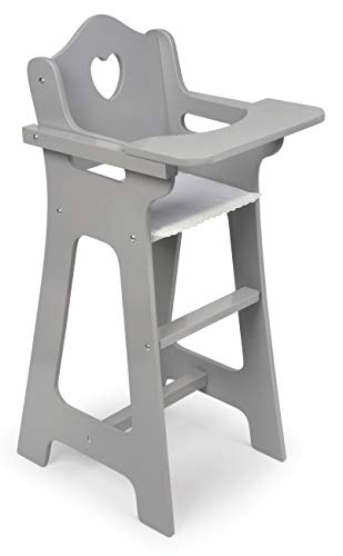 Badger Basket Doll High Chair - fits American Girl Dolls