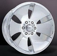 Custom Rims And Tires Package - 2