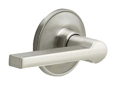 Dexter by Schlage J10SOL619 Solstice Hall and Closet Lever, Satin ...