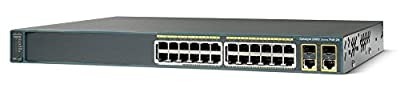 Cisco WS-C2960-24PC-L 2960 24-PORT Catalyst 10/100 Switch