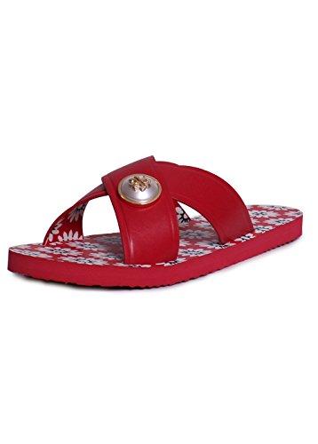 Tory Burch Melody Criss Cross Sandal Flip Flop TB Logo (9, Nantucket - Burch 2017 Tory