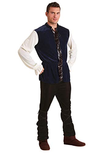 Medieval Tavern Man Costume Small ()
