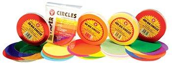 Tissue Paper Circles - 5