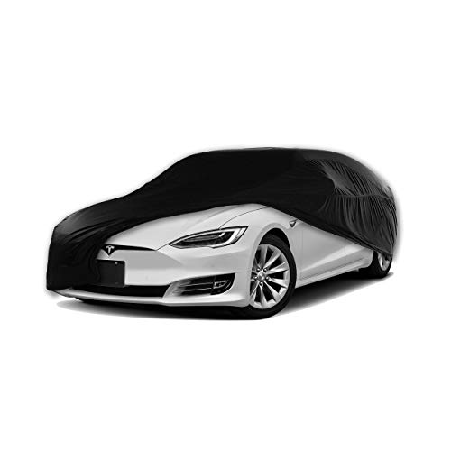 Cosmos 10343 Indoor Car Cover X-Large – Black