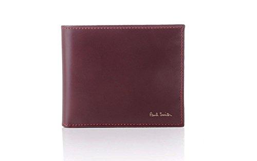 5facf8a4cfbf Paul Smith Men's Damson Leather Signature Stripe Interior Billfold Wallet -  ASXC-4832-W718-D: Amazon.co.uk: Clothing