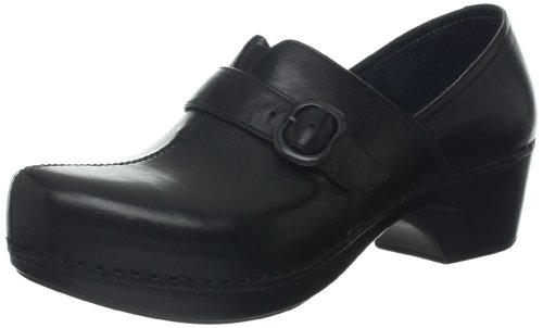Dansko Women's Tamara Clog,Black,37 EU/6.5-7 M US by Dansko