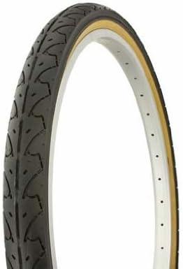 "Bicycle Tire Duro 20/"" x 1.75/"" White Gum Wall BMX Style Bike 35 PSI 1"
