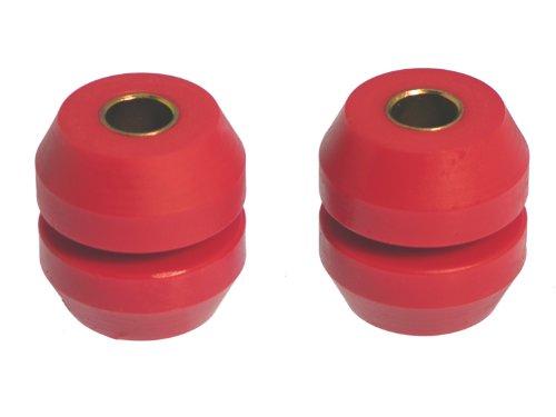 Prothane 4-1202 Red A Body Strut Arm Bushing Kit - Plymouth Bushings