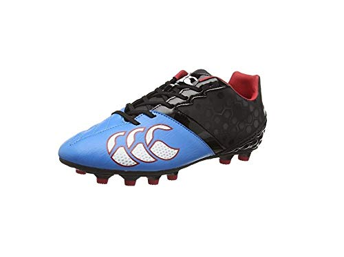 989 Canterbury black Da Rugby Scarpe Phoenix Blue Black Moulded Uomo dresden Club wnxrxPI8qA