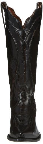Nocona Boot Women's Black Acento Cherry Boots Equestrian BBPqwZ7