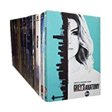 Grey's Anatomy: 1-13 The Complete Series. One to Thirteen