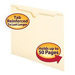 File Folder No Tab Letter - 2