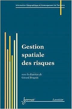 Download GESTION SPATIALE DES RISQUES pdf, epub ebook