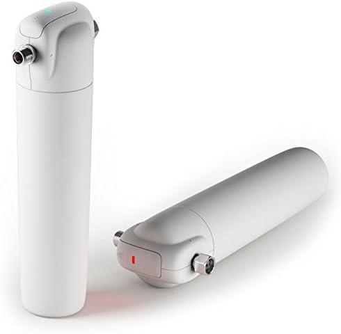 Purificador agua Profine uno Ultra Compacto bajo fregadero Micro filtración 0,5Micron antibacteriano sin grifo: Amazon.es: Bricolaje y herramientas