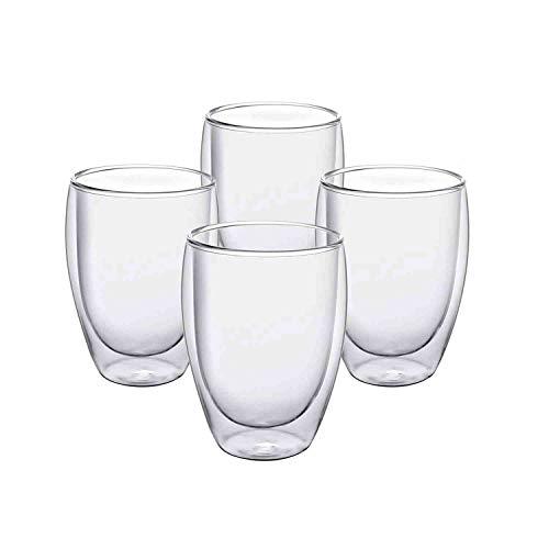 Glass Coffee Mugs Insulated Cappucino product image