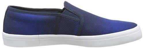 Lacoste Gazon 117 2 Caw Nvy/Blu, Bajos para Mujer Multicolor (Nvy/blu)
