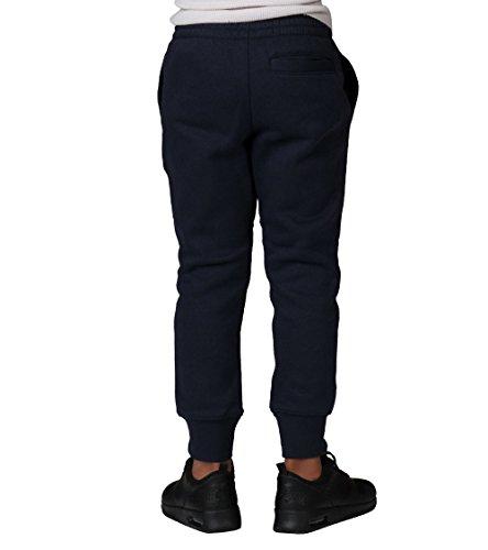 Nike Little Boys Fleece Jogger Pants (Sizes 4 - 7) -Obsidian , 5
