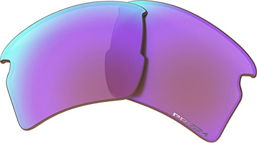 Oakley Men's Flak 2.0 Xl Non-polarized Iridium Replacement Lenses, Prizm Golf