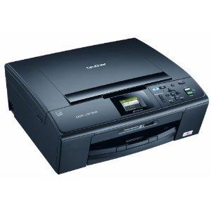 Brother DCP-J315W - Sistema multifunción (impresora, escáner ...