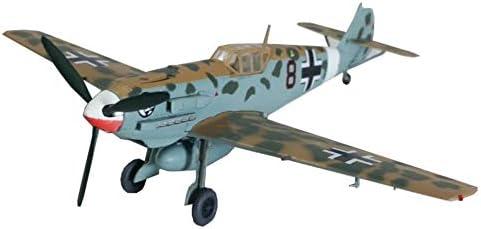 軍戦闘機プラモデル、/ 72 1 BF109E JGファイターモデル、アダルトグッズやギフト、.4Inch X 4.8Inch
