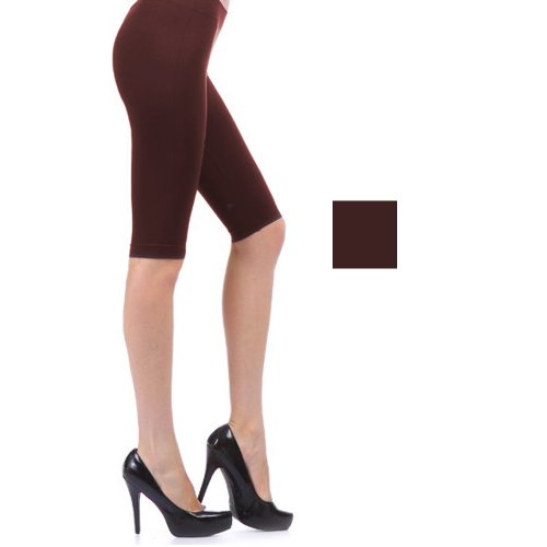 Seamless Shorts Spandex Stretch Athletic