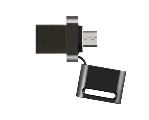 Sony 8GB Microvault USB Flash Drive for Smartphone (USM8SA1/B) (Windows Sony Tablet 8)