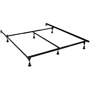 Amazon Com Serta Stable Base Premium Bed Frame Queen