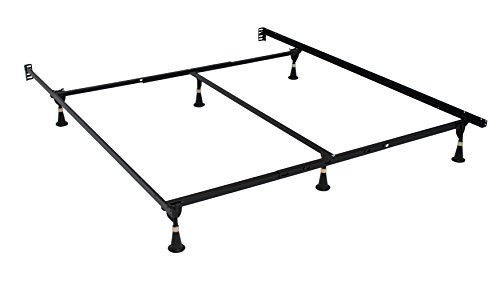 UPC 810869012003, Hollywood Bed Frame Atlas-Lock Keyhole Bed Frame, Queen/King/California King