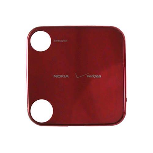 Nokia NOK7705BATDRR Twist Standard Battery Door - Red