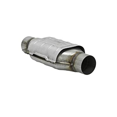 "Flowmaster 2822225 282 Series 2.5"" Universal OBDII Catalytic Converter: Automotive"